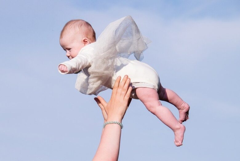 baby catch